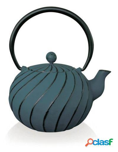 Beka Tea & coffee song blue tea kettle hierro fundido