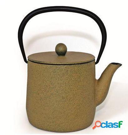 Beka Tetera para té y café camellia de hierro fundido