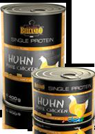 Belcando Comida Húmeda Single Protein Pollo 400 GR