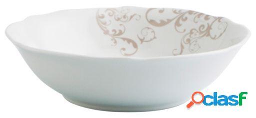 Bidasoa Ensaladera 23cm porcelana Baroque Nature