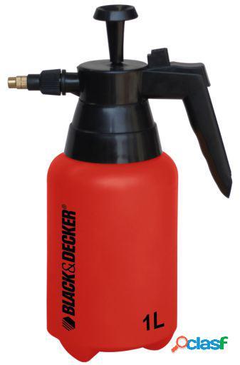 Black and Decker Pulverizador de presión previa 1 ltr