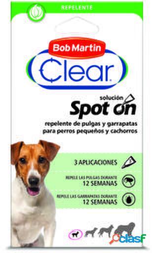 Bob Martin Clear Pipetas Repelentes Cachorros y Perros