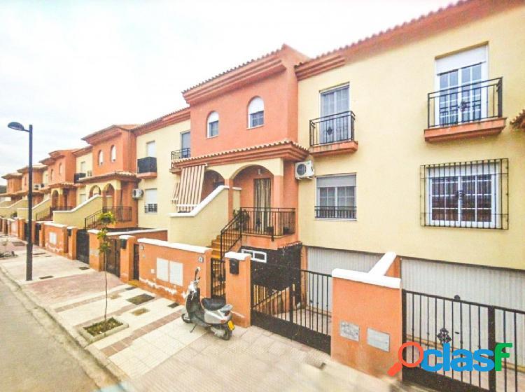Bonita vivienda unifamiliar adosada situada en la localidad