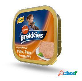 Brekkies Excel Cat Tarrina Pavo Y Pollo 100 gr