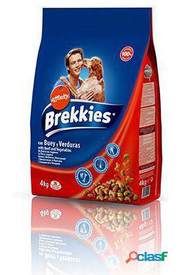 Brekkies Excel Pienso Mix Buey 4 KG