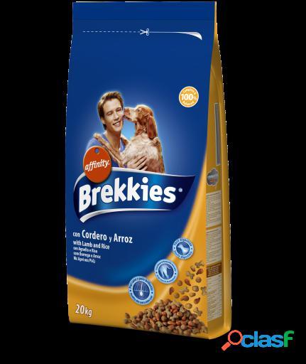 Brekkies Excel Pienso Mix Cordero 20 KG