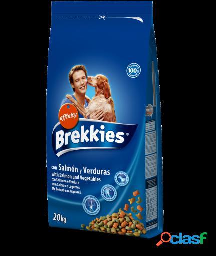 Brekkies Excel Pienso Mix Pescado 20 KG