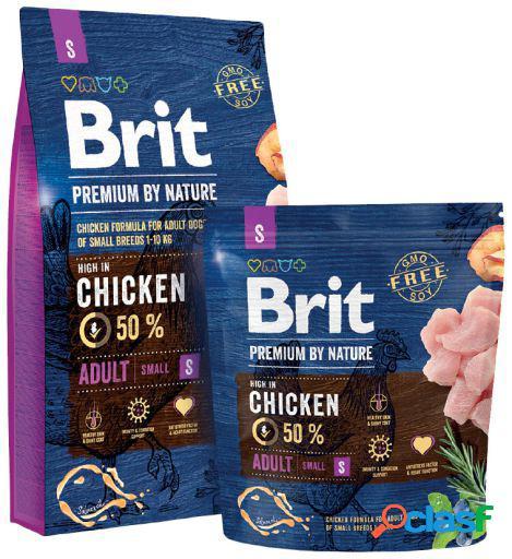 Brit Pienso Premium By Nature Adult S 3 Kg