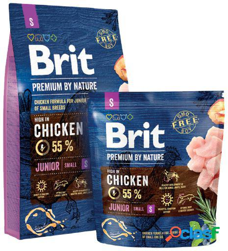 Brit Pienso Premium By Nature Junior S 8 KG