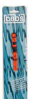 Bub's Collar Gato Naranja Fosforito 35 GR