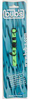 Bub's Collar Gato Verde Fosforito 35 GR