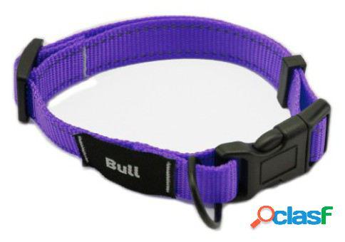 Bull Collar Fluor Morado T-3 33-50 X 2,0 Cm