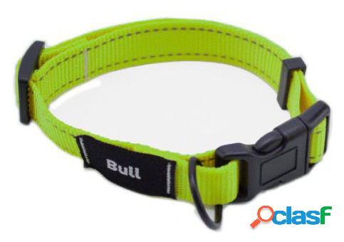 Bull Collar Fluor Verde T-3 33-50 X 2,0 Cm