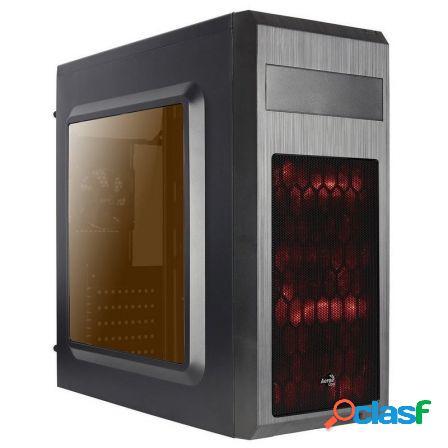Caja semitorre aerocool si5101 advance - 2*usb 2.0 - usb 3.0