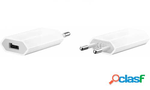 Cargador Apple Mb707Z-A rapido 4, 3, 3G, 3Gs, Ipone, Ipod,