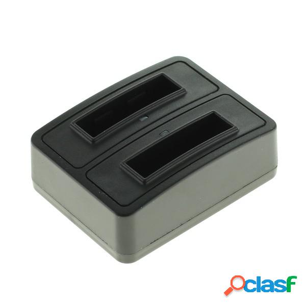 Cargador dual para Casio Np-20