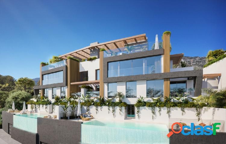 Casa-Chalet de Obra Nueva en Venta en Benahavis Málaga