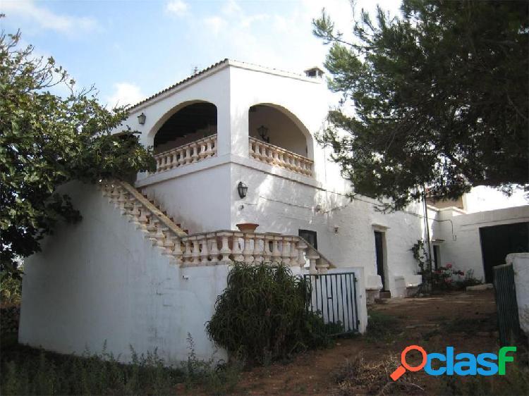 Casa Rústica en venta en Ciutadella de Menorca de 130000 m2