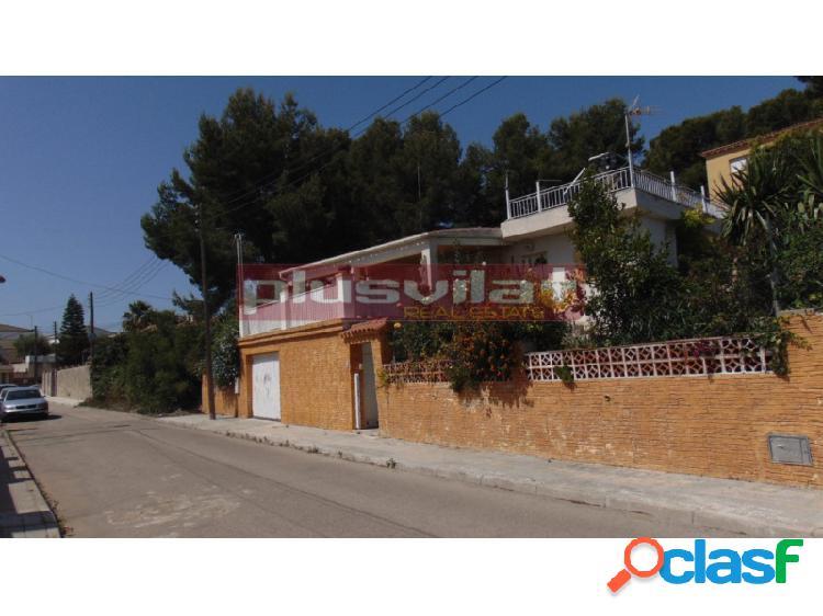 Casa a 4 vientos en Baronia de Mar, Bellvei, Tarragona.