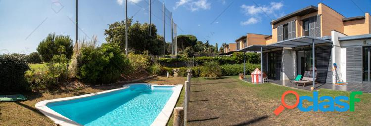 Casa a 4 vientos en Sant Vicenç de Montalt