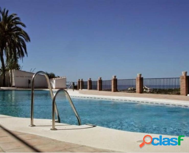 Casa adosada con vistas al mar en Torrox Beach Club