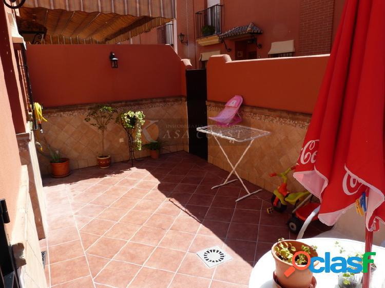 Casa adosada en venta en Las Lagunas, Mijas Costa