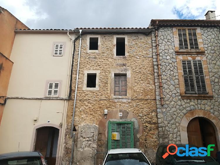 Casa de piedra en Campanet con proyecto de reforma