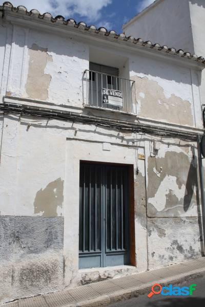 Casa del Pueblo en el centro de Teulada