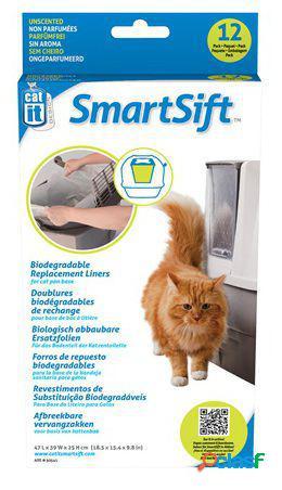 Catit Bolsas de Recambio para SmartSift Superior 12