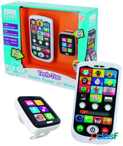 Cefa Kit Smartwatch y Teléfono móvil