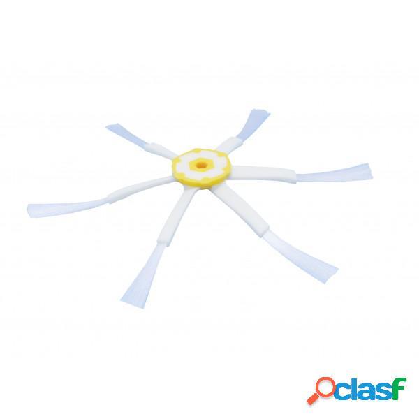 Cepillo lateral de 6 aspas para Roomba serie 500, 600 y 700