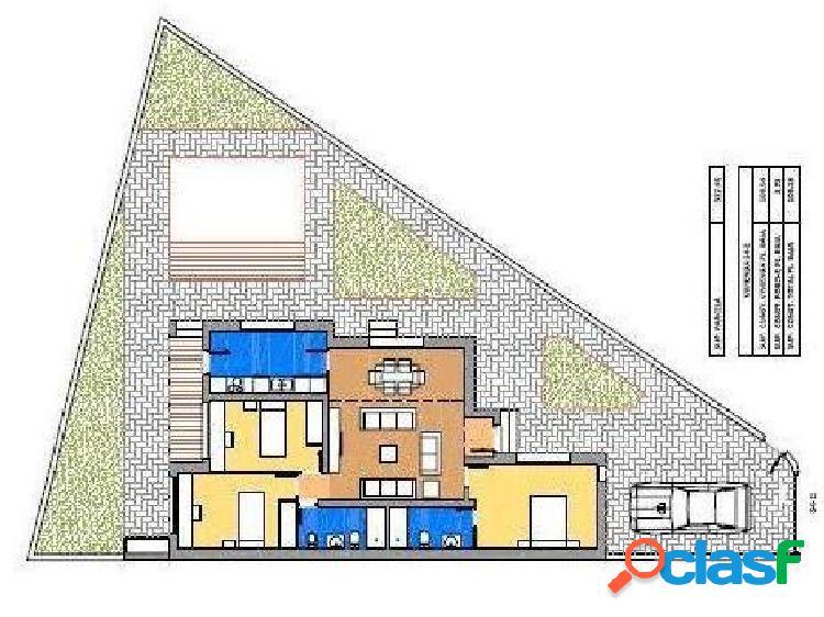 Chalet adosado en construcción en venta en Mocejón