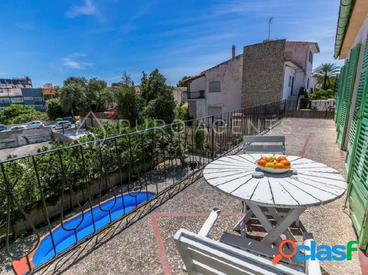 Chalet en venta en Cala Mayor, Palma. Inmobiliaria Mallorca
