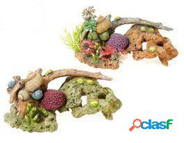 Classic For Pets Stone Coral & Branch