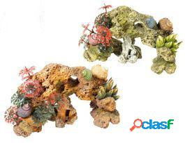 Classic For Pets Stone Coral & Plants