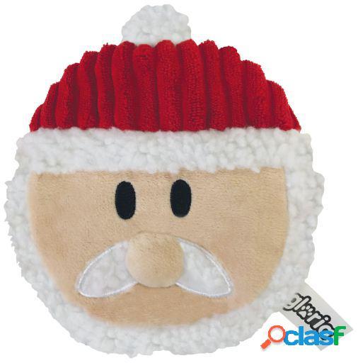 Creaciones Gloria Christmas Cookie Santa de Peluche para