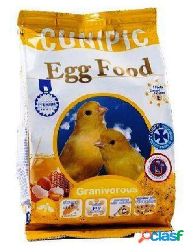 Cunipic Pasta De Cría Con Huevo Para Pajaros 250 Gramos 250
