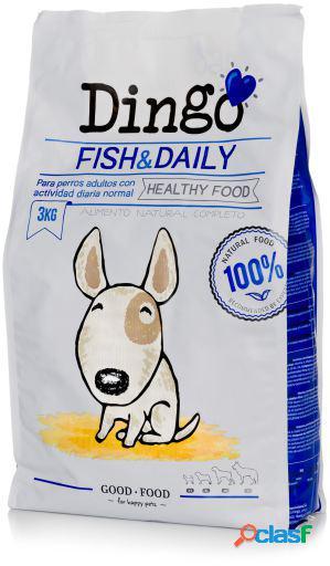 Dingo Pienso para Perro Adult Pescado 3 Kg