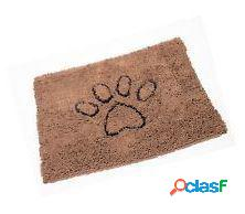 Dog Gone Smart Alfombra Dirty Dog Doormat Marrón