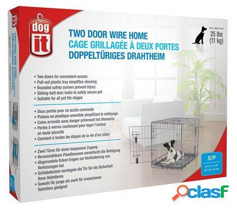 Dogit Jaula Plegable 2 Puertas Xx-Grande 15.08 kg