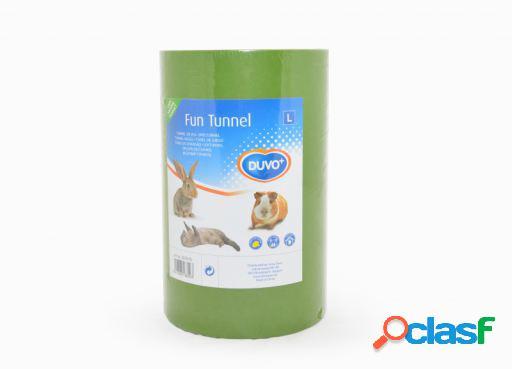 Duvo+ Tunel Divertido Roedores T-L Conejo 25 X 15 Cm