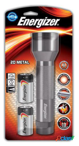 Energizer Linternas Profesionales Fl Metal Led 2D