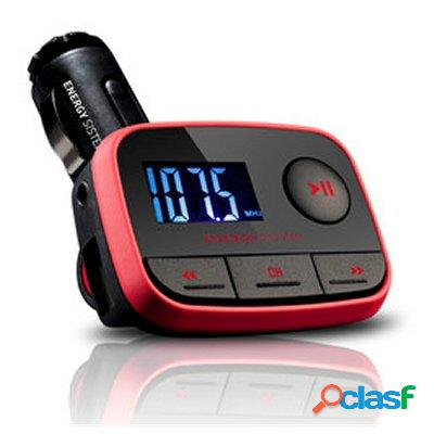 Energy Sistem Mp3 Car f2 Racing Red, original de la marca