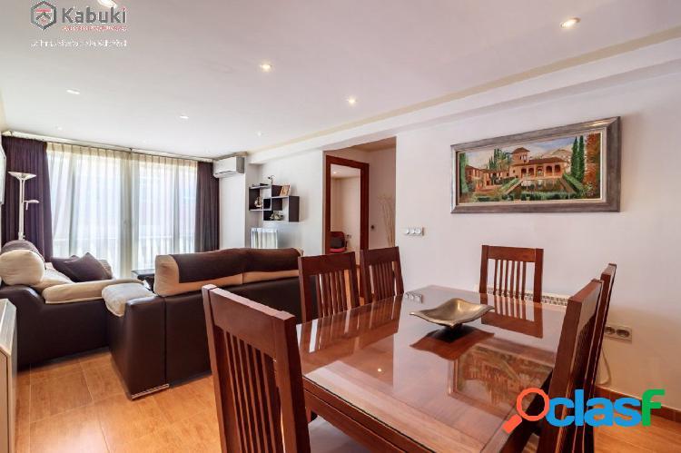 Espectacular piso reformado con buenas calidades en zona