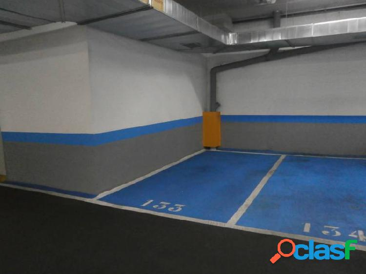 ¡Estupenda plaza de garaje en el centro de Madrid!