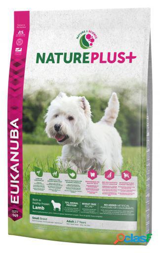 Eukanuba Nature Plus+ Adult Small Cordero y Arroz 10 KG