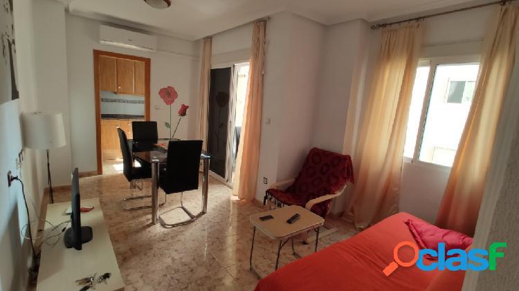Excelente apartamento de dos habitaciones en la casa