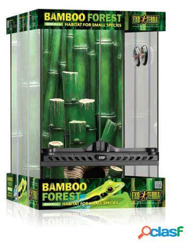 Exo Terra Kit Terrario Bamboo Pequeno 9.5 KG
