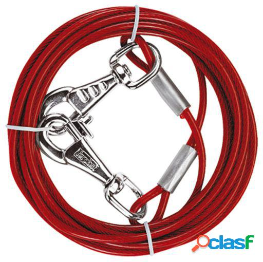 Ferplast Cable Acero-Plástico Ter 5985