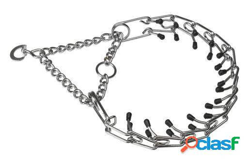 Ferplast Collar de adiestramiento de acero cromado M